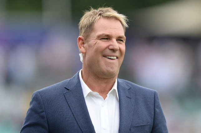 Shane Warne has reacted to Australia's Cricket World Cup exit
