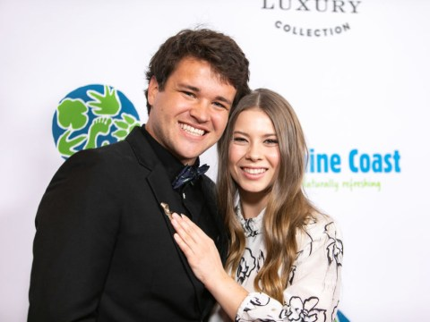 Bindi Irwin and new fiancé Chandler Powell want to televise wedding on their reality show
