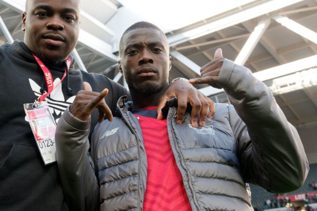 Nicolas Pepe is reportedly on his way to Arsenal