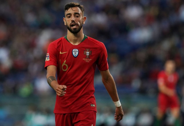 Bruno Fernandes is tipped for a big-money move this summer