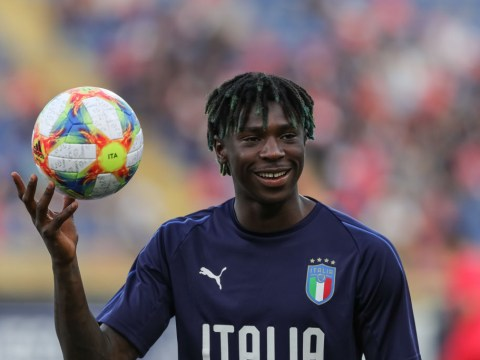 Moise Kean set for Everton medical on Wednesday after £29m deal agreed with Juventus