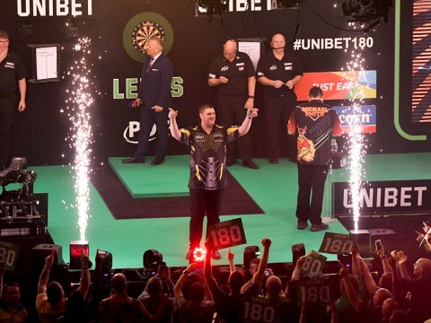 Daryl Gurney confident in walk-on war with Ricky Evans at the World Matchplay