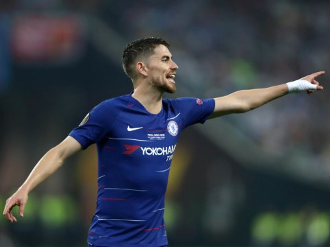 Chelsea boss Frank Lampard has a new plan for 'fantastic player' Jorginho