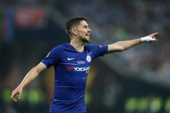 info for d7f40 5efc5 Chelsea news: Frank Lampard has a new plan for Jorginho ...