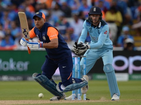 India coach reacts to Pakistan fans slamming MS Dhoni after England World Cup defeat