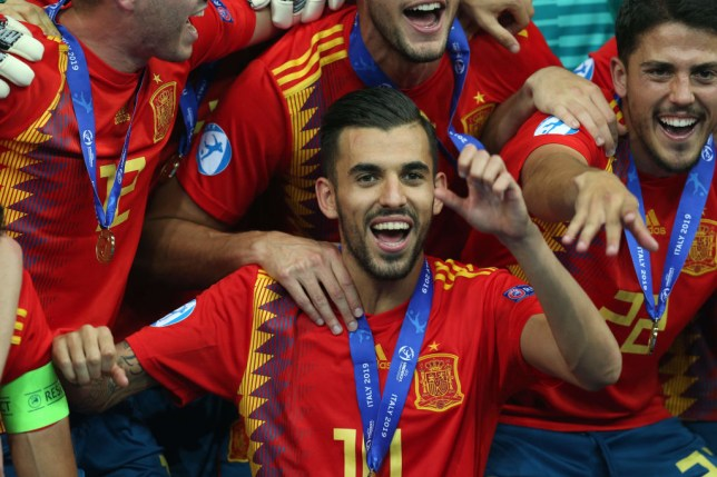 Dani Ceballos is reportedly close to joining Arsenal on loan
