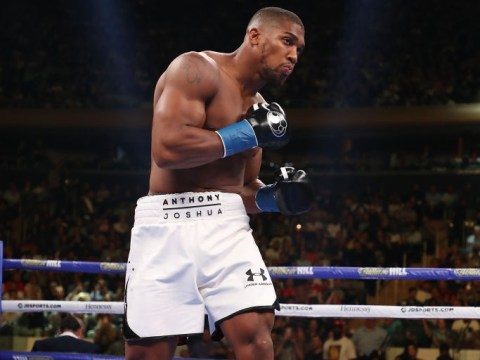 Barry Hearn reveals Anthony Joshua vs Andy Ruiz Jr rematch must be finalised this week