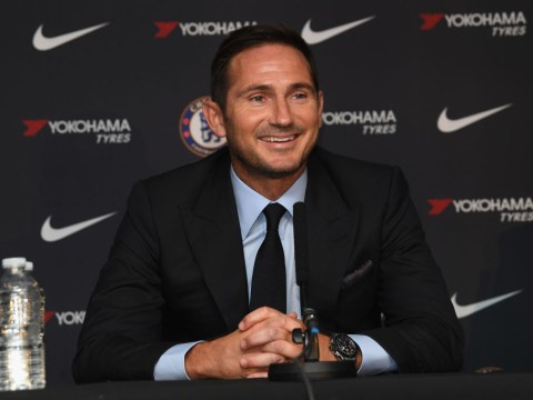 Frank Lampard sends message to Callum Hudson-Odoi after becoming Chelsea manager