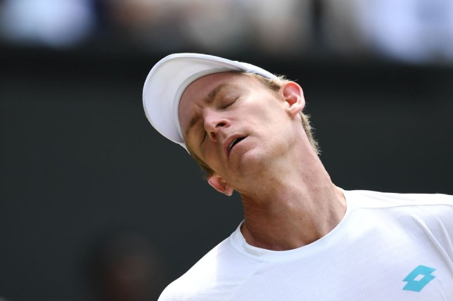Kevin Anderson reacts to shock Wimbledon exit as Guido Pella curse goes on