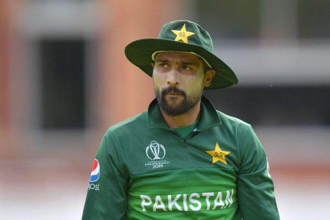 Pakistan bowler Mohammad Amir has been criticised after retiring from Test cricket