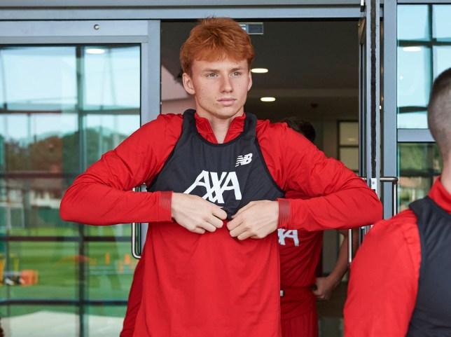 Sepp van den Berg still awaiting Liverpool debut over FIFA international clearance issue