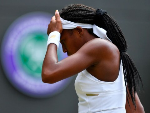 15-year-old Cori Gauff's Wimbledon run finally ended by Simona Halep