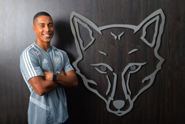 Youri Tielemans joined Leicester City this week