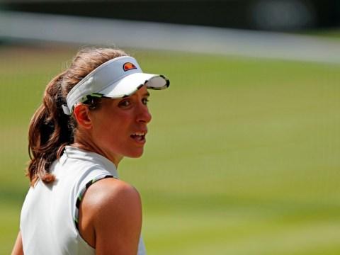 Johanna Konta OUT of Wimbledon as world No. 54 Barbora Strycova crushes British hopes