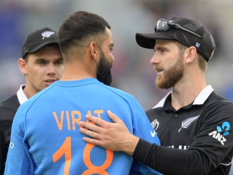 India captain Virat Kohli outlines how New Zealand can beat England in World Cup final