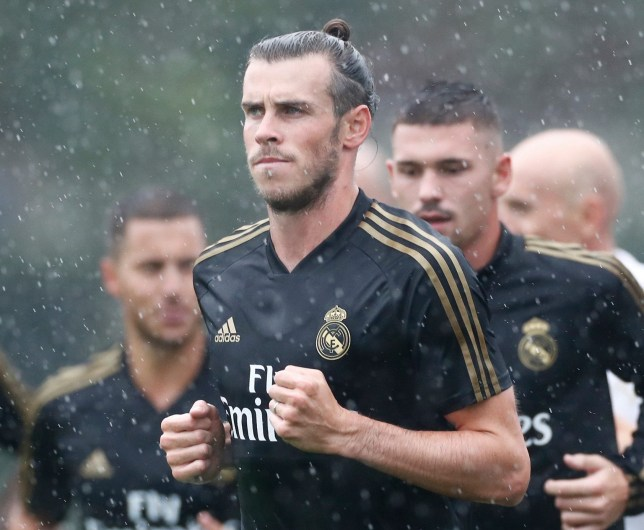 Gareth Bale is set for the exit door at Real Madrid, says Zinedine Zidane