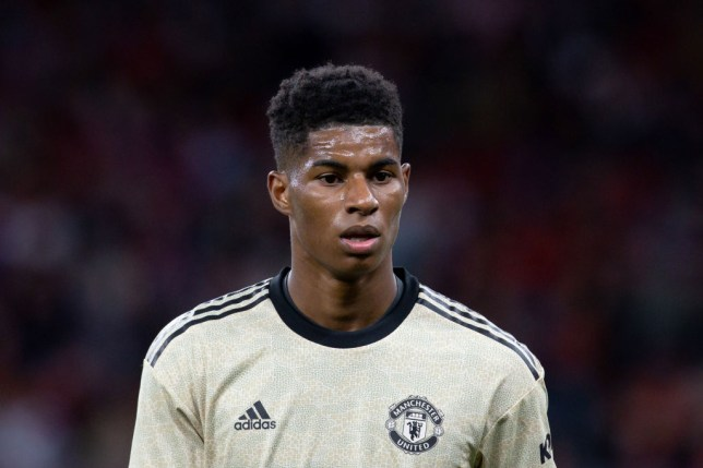 Ole Gunnar Solskjaer explains plans for Marcus Rashford and Anthony Martial in Man Utd front three