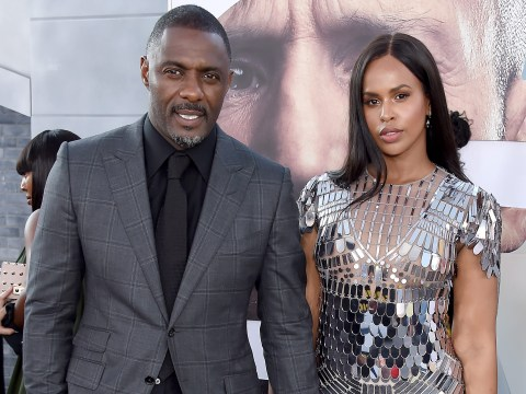 Idris Elba reveals it was 'love at first sight' with wife Sabrina Dhowre and we're honestly not worthy