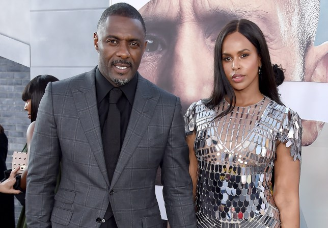 Idris Elba and his wife Sabrina