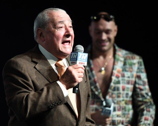 Bob Arum insists Oscar Rivas had to be told about the failed drug test