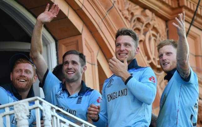 England World Cup heroes Ben Stokes and Jos Buttler were rested for the Lord's Test against Ireland