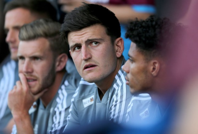 Manchester United set to sign £80m Harry Maguire from Leicester City after breakthrough in talks