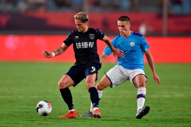 Manchester City squad 'blown away' by Taylor Harwood-Bellis on club's pre-season tour