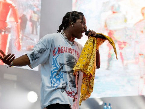 A$AP Rocky forced to cancel July concerts as he remains locked up in Swedish jail