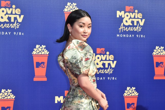 To All The Boys I Loved Before star Lana Condor 'afraid she'll be judged' as social media gives her anxiety