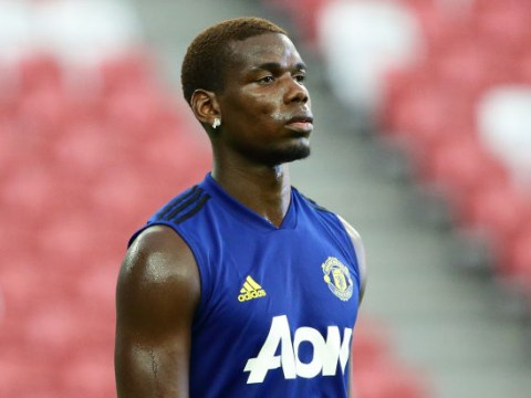 Manchester United planning contract talks with Paul Pogba despite Real Madrid interest