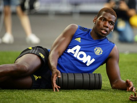 Zinedine Zidane claims Real Madrid 'have a plan' to sign Paul Pogba from Manchester United