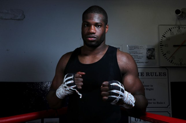 Daniel Dubois fights Nathan Gorman this weekend