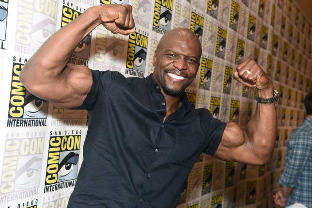 Terry Crews at the 'Brooklyn Nine-Nine' Panel at the Hilton Bayfront, San Diego, Calif. on July 20, 2019