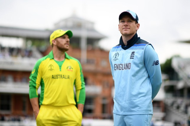 England face Ashes rivals Australia in the Cricket World Cup semi-final