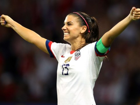 USA football player Alex Morgan: Everything you need to know ahead of the next Women's World Cup match