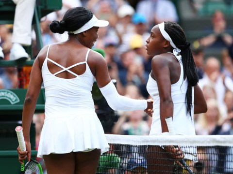 15-year-old Cori Gauff reveals what Venus Williams told her after Wimbledon victory