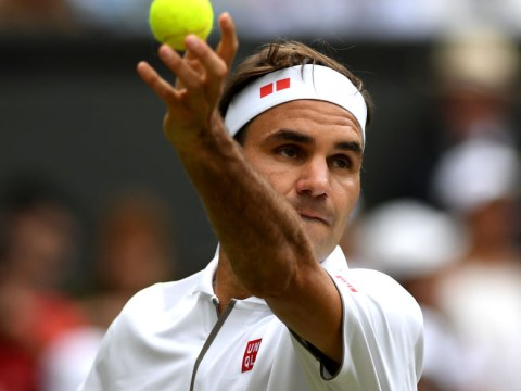 Roger Federer smashes Wimbledon ace record during Rafael Nadal semi-final clash