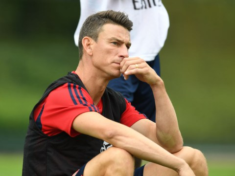 How Arsenal's squad has reacted to Laurent Koscielny going on strike