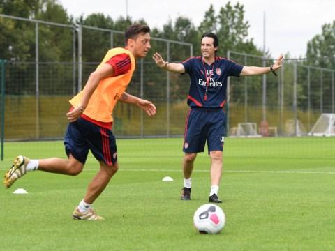 Mesut Ozil tips Emile Smith Rowe to make Arsenal breakthrough next season