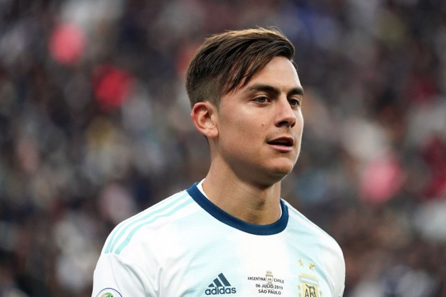 Juventus ready to sell Paulo Dybala to Manchester United on one condition