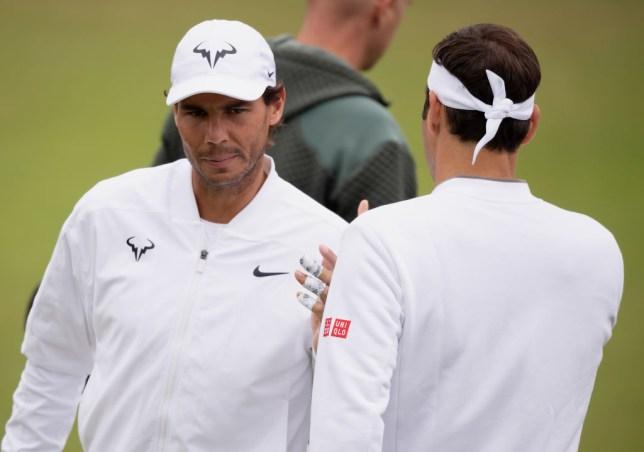 John McEnroe tells Roger Federer the only way he can beat