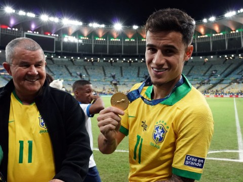 Rivaldo tells Philippe Coutinho to snub potential Liverpool return