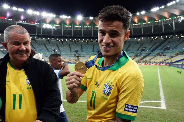 Philippe Coutinho has been linked with a potential return to Liverpool this summer