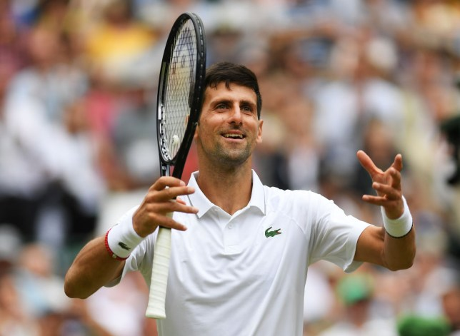 Novak Djokovic explains why he, Federer and Nadal and are so dominant right now
