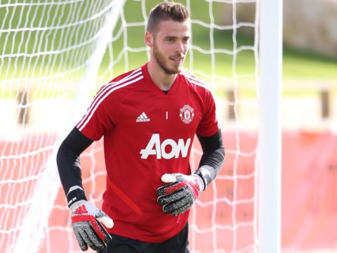 Ole Gunnar Solskjaer is confident David de Gea will sign new long-term contract with Manchester United