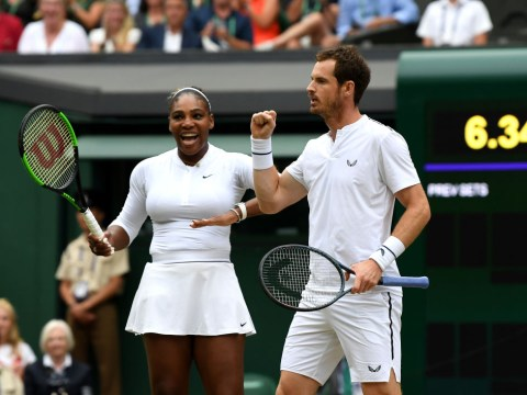 'Serena's the boss' – Andy Murray confirms MurRena as mixed doubles nickname after latest win