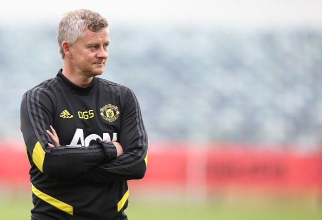 Ole Gunnar Solskjaer wants his squad to repay the loyalty shown from supporters (Picture: Getty)