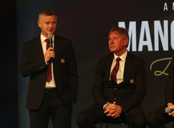 Ole Gunnar Solskjaer wants a player like Bryan Robson in Manchester United's midfield