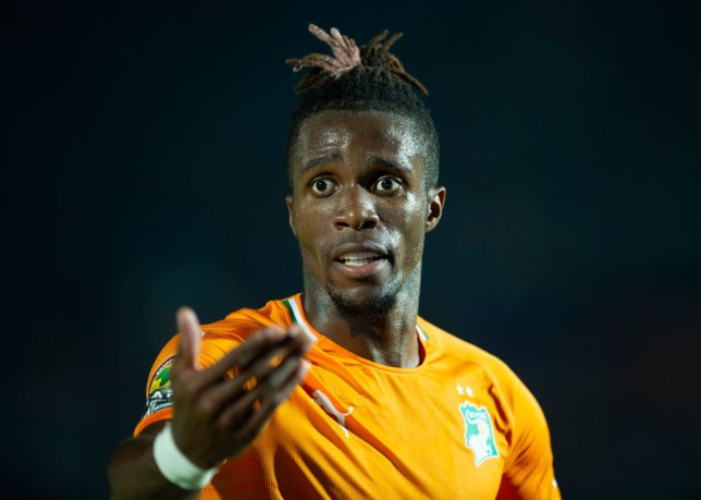 Wilfried Zaha remains keen on joining Arsenal (Picture: Getty)