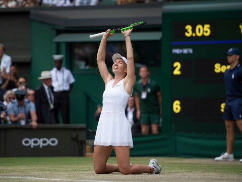 Simona Halep reveals how she shrugged off 'intimidation' to thump Serena Williams